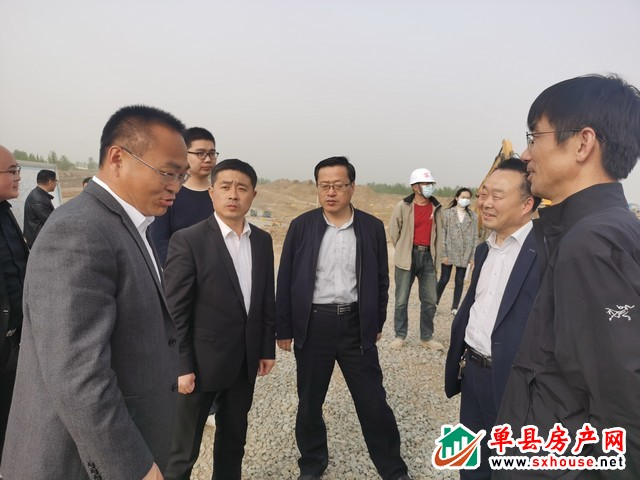 单县、成武两县交通加强对接交流 共同推进徐菏铁路及航道建设